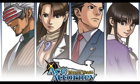 Gaming Impressions : Phoenix Wright Trilogy