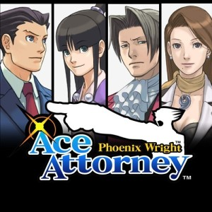 Phoenix Wright: Starts it All!
