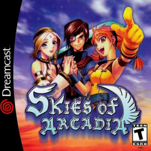 Skies of Arcadia (2000)